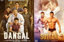 Dangal' fails to topple 'Sultan' opening day collection
