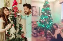 Insta fever: Popular celebs gear up for Christmas!