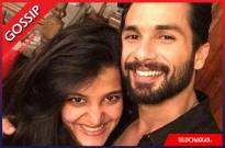 Sanah Kapur and Shahid Kapoor