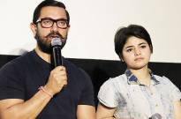 Zaira, you are a role model for me: Aamir Khan