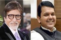 Amitabh Bacchan & Devendra Fadavnis