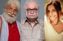 Amitabh Bacchan, Rishi kapoor & Vidya Balan