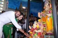 Ganpati blessings are on me: Sanjay Dutt