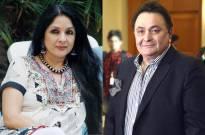 Neena Gupta & Rishi Kapoor