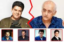 Mukesh Bhatt and Sajid Khan