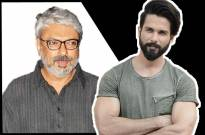 Working with Bhansali has been a privilege, says Shahid