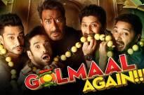 'Golmaal Again': Guffaws galore
