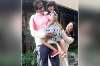 Aaradhya's presence brings happiness in our home, says Big B