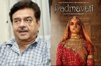 Too late for PM to stay silent: Shatrughan on 'Padmavati'