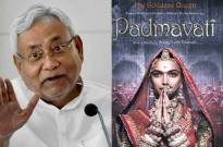 Nitish bans the release of Padmavati in Bihar