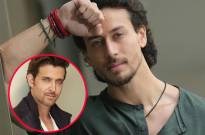 I'll never be able to match up to Hrithik: Tiger Shroff