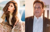 Mahira Khan & Javed Sheikh