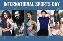 International Sports Day - Bollywood actor's love for sports
