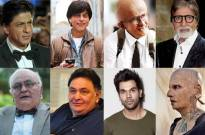 Bollywood actors to look unrecognizable