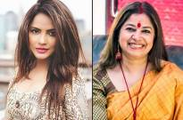 Neetu Chandra and Rekha Bhardwaj