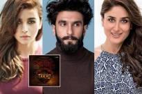 Ranveer, Kareena, Alia to star in Karan's 'Takht'