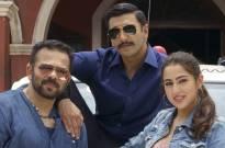 Ranveer Singh and Rohit Shett