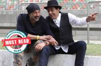 Sunny Deol and son as Dharmendra