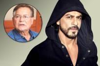 Salim Khan and SRK