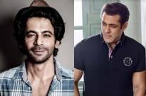 Sunil Grover & Salman Khan