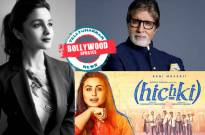 Big B to start shooting for Jhund, Alia says that Brahmastra will take Indian cinema to another level, Hichki to release in Chin