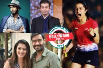 Ajay Devgn is lucky to have a wife like Kajol, Shraddha Kapoor is recovering from Dengue, Ranveer Singh is excited to work with