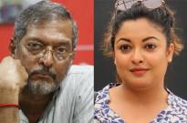 Nana Patekar and Tanushree Dutta