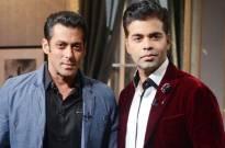 Salman & Karan Johar