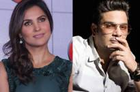 Lara Dutta  and Mukesh Chhabra