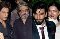Deepika Padukone, Ranveer Singh, Shah Rukh Khan, Farah Khan, Sanjay Leela Bhansali