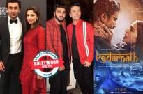 Mahira and Ranbir,  Arjun, Karan,