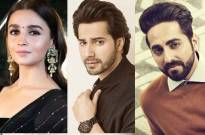 Alia, Varun, and Ayushmann