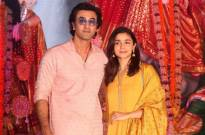 Ranbir and Alia