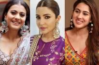 From Anushka Sharma to Kajol