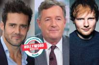 Spencer Matthews has 'soft spot' for Piers Morgan, Ed Sheeran quits smoking weed, Bieber's mother raves over son's new wife Hail