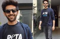 Kartik Aaryan happy to be the new face of PETA India