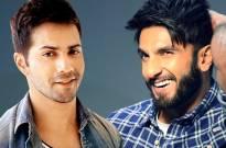 Varun Dhawan and Ranveer Singh