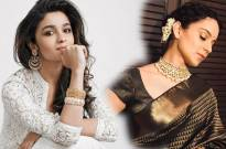 Alia refuses to react to Kangana's nepotism charge