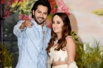 Natasha Dalal and Varun Dhawan
