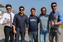 Pagalpanti's London shoot wrapped up!