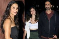 Mehr Jesia takes Arjun Rampal's girlfriend Gabriella Demetriades' pregnancy sportingly?