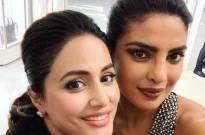Priyanka Chopra, Hina Khan
