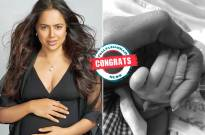 Sameera Reddy and Akshai Varde become parents to a baby girl