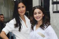 Alia Bhatt's sweet birthday wish for Katrina Kaif