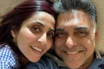 Gautami Kapoor & Ram Kapoor