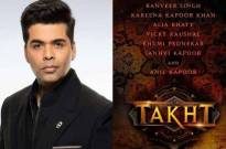 Karan Johar's Takht to go on the floors in THIS month in 2020