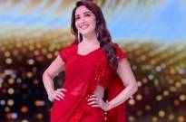 Madhuri Dixit Nene looks gorgeous in a red saree in THIS photo