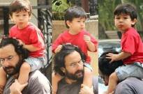Too much clicking of little son Taimur Ali Khan's pictures upsets dad Saif Ali Khan