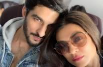 Sushmita Sen shares adorable pictures with boyfriend Rohman Shawl