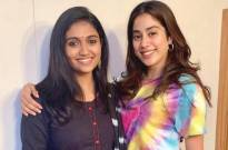 Dhadak's Janhvi Kapoor and Sairat's Rinku Rajguru make for a happy picture